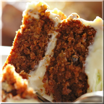 Eggless Carrot Cake Recipe In Ounces